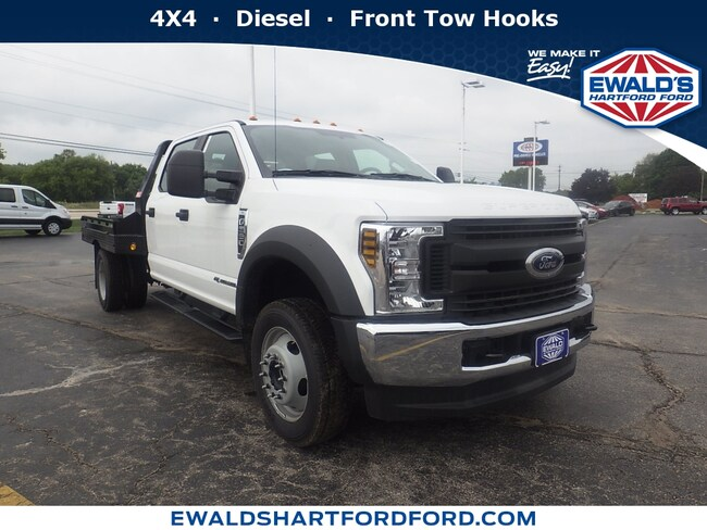 2018 Ford Super Duty F-550 DRW XL 4WD Light Duty Chassis Cab Trucks