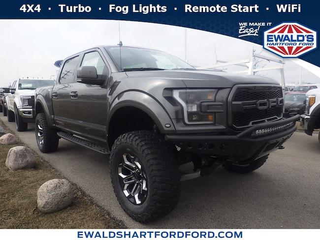 2019 Ford F-150 Raptor 4WD Standard Pickup Trucks