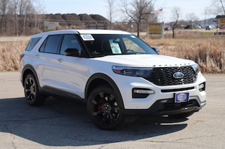 2021 Ford Explorer ST 4WD Sport Utility Vehicles
