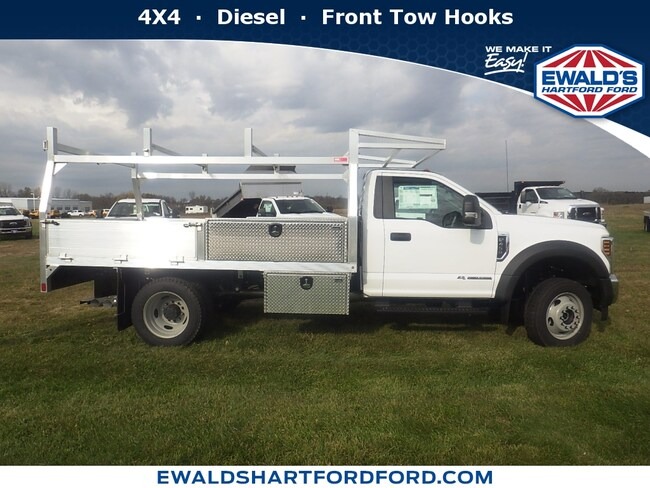 2019 Ford Super Duty F-450 DRW XL 4WD Light Duty Chassis Cab Trucks