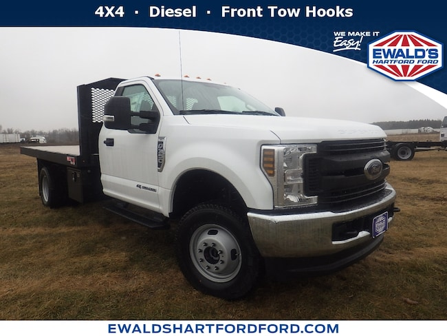 2019 Ford Super Duty F-350 DRW XL 4WD Light Duty Chassis Cab Trucks