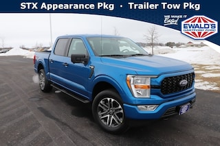 2021 Ford F-150 XL 4WD Standard Pickup Trucks
