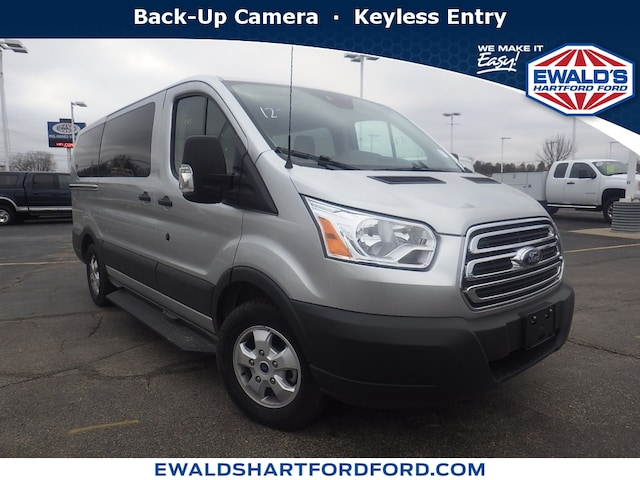 New 2018 Ford Transit Passenger Wagon For Sale at Ewald's