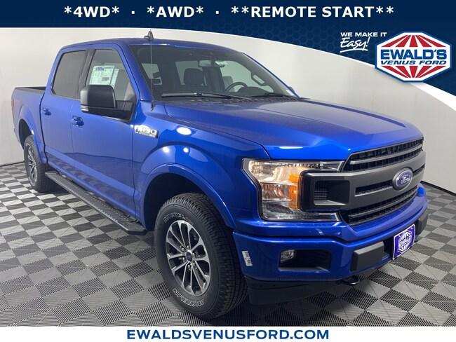 2019 Ford F-150 XLT 4WD Standard Pickup Trucks