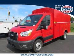 2021 Ford Transit-350 Cutaway Base Truck