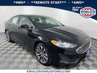 2019 Ford Fusion SE MidSize Passenger Car