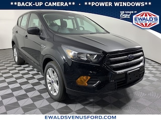 2018 Ford Escape S 2WD Sport Utility Vehicles