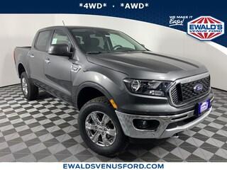 2019 Ford Ranger XLT 4WD Small Pickup Trucks