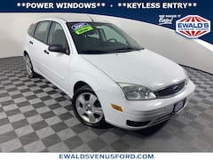 2007 Ford Focus Hatchback SE MidSize Wagon