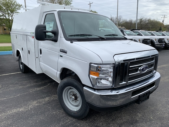 2019 Ford E-Series Cutaway 2WD Light Duty ChassisCab Trucks