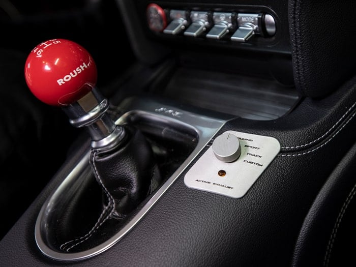2019 ROUSH Stage 3 Mustang Shifter Knob