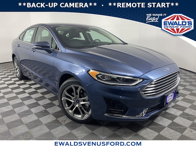 2019 Ford Fusion SEL MidSize Passenger Car