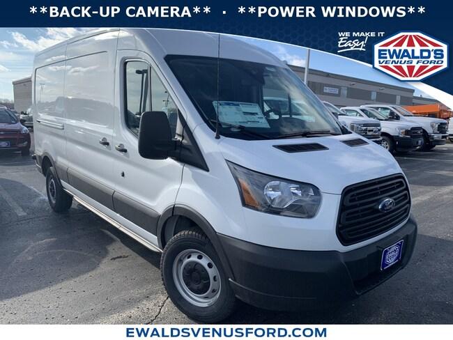 2019 Ford Transit Van T-250 148 Med Rf 9000 Gvwr Sliding Cargo Vans