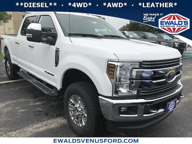 2019 Ford Super Duty F-250 SRW Lariat 4WD Standard Pickup Trucks
