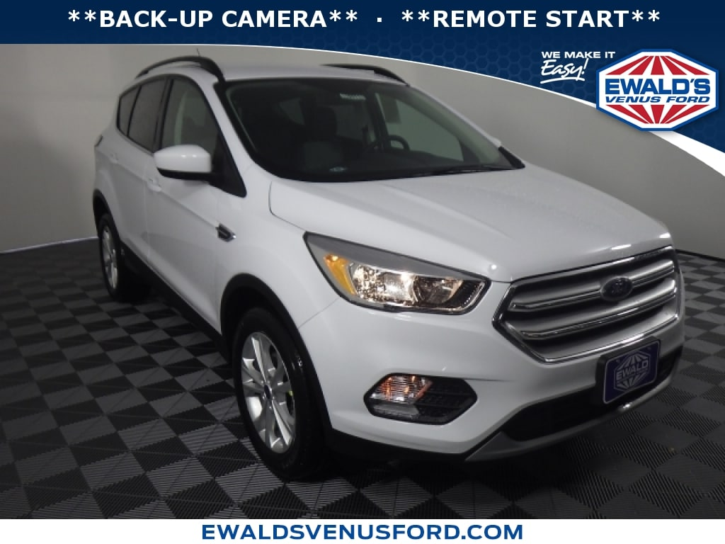 2018 Ford Escape SEL 2WD Sport Utility Vehicles