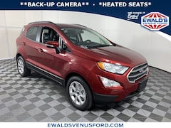 2019 Ford EcoSport SE 2WD Sport Utility Vehicles