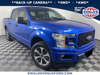 2019 Ford F-150 XL 4WD Standard Pickup Trucks