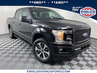 2019 Ford F-150 STX 4WD Standard Pickup Trucks