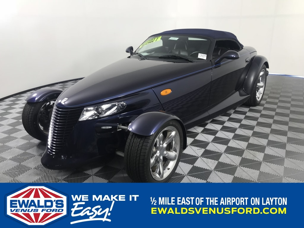 2001 Plymouth Prowler Base Twoseater Passenger Car