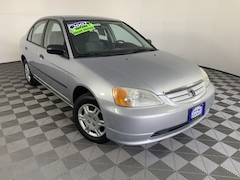 2002 Honda Civic DX SubCompact Passenger Car