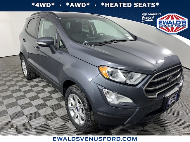 2019 Ford EcoSport SE 4WD Sport Utility Vehicles