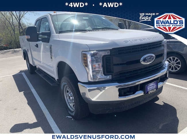 2019 Ford Super Duty F-350 SRW 4WD Standard Pickup Trucks