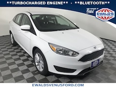 2018 Ford Focus SE Compact Passenger Car
