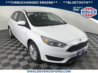 2018 Ford Focus SE Compact Passenger Car