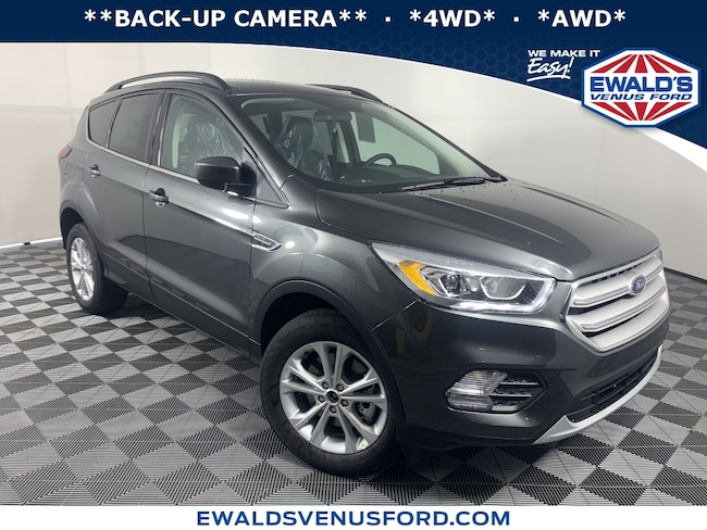 2019 Ford Escape SEL 4WD Sport Utility Vehicles