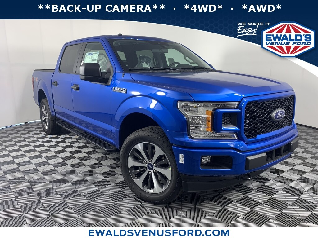 New 2019 Ford F 150 For Sale At Ewalds Venus Ford Llc Vin