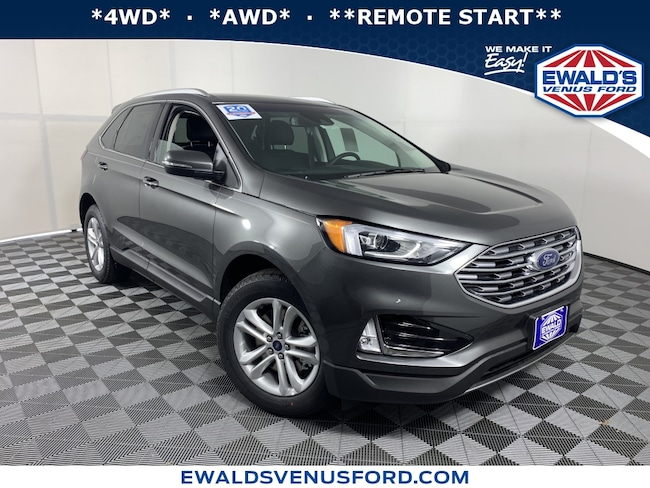2019 Ford Edge SEL 4WD Sport Utility Vehicles