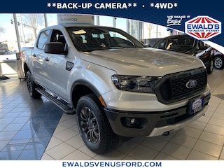 2019 Ford Ranger XLT 4WD Small Pickup Trucks