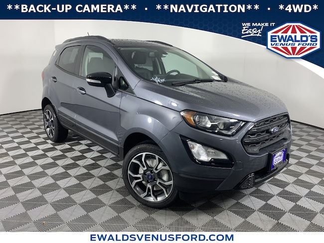 2019 Ford EcoSport SES 4WD Sport Utility Vehicles