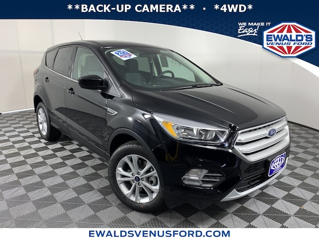 2019 Ford Escape SE 4WD Sport Utility Vehicles