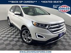 2017 Ford Edge Titanium 4WD Sport Utility Vehicles