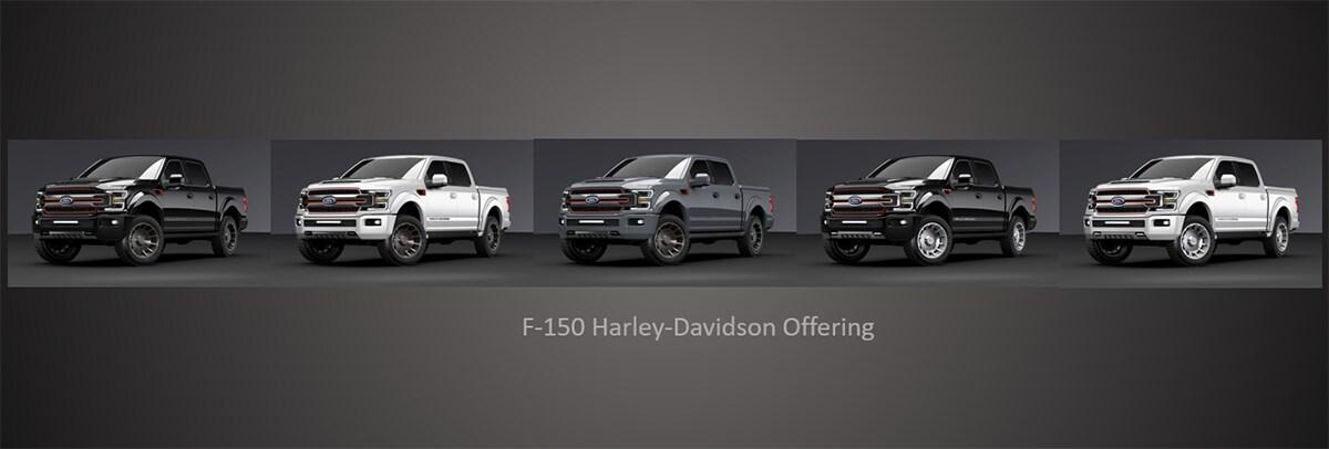 Harley F-150 | Ewald's Venus Ford LLC