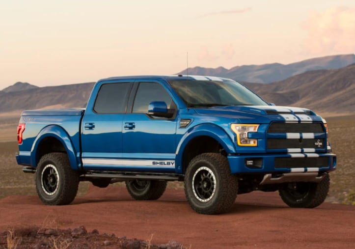 Ford Shelby F150 >> Ford Shelby F150