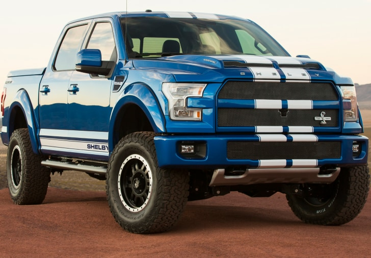 Ford Raptor Shelby 2017 >> Ford Shelby F150