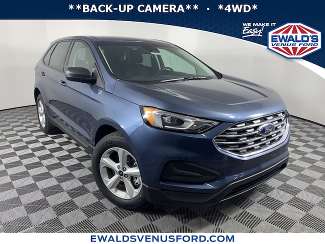 2019 Ford Edge SE 4WD Sport Utility Vehicles
