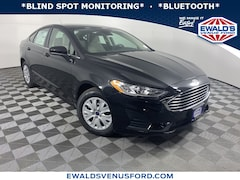 2019 Ford Fusion S MidSize Passenger Car