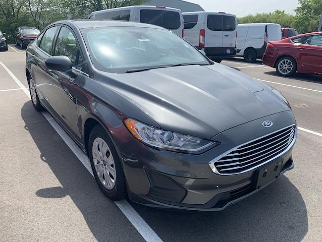 2019 Ford Fusion S MidSize Passenger Car