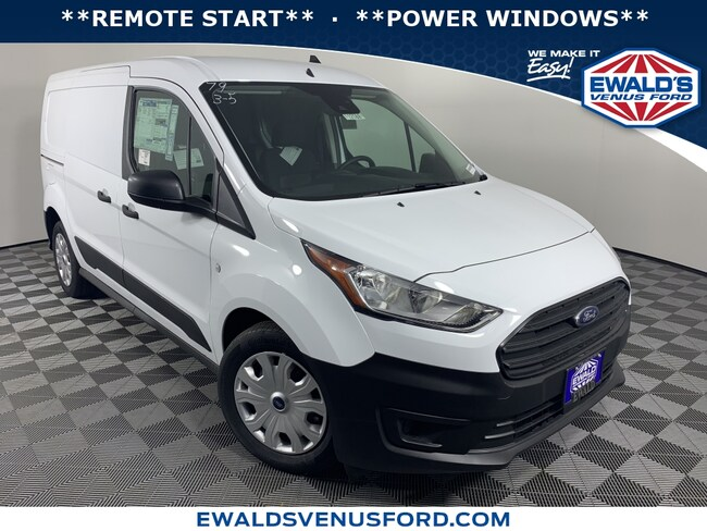 2019 Ford Transit Connect Van XL Cargo Vans