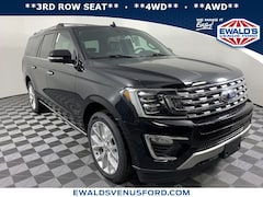 2018 Ford Expedition Max Limited 4WD Sport Utility Vehicles