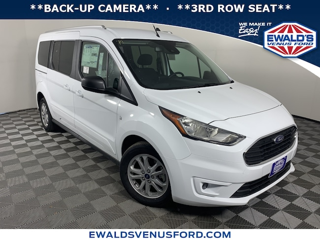 2019 Ford Transit Connect Wagon XLT 2WD Minivans