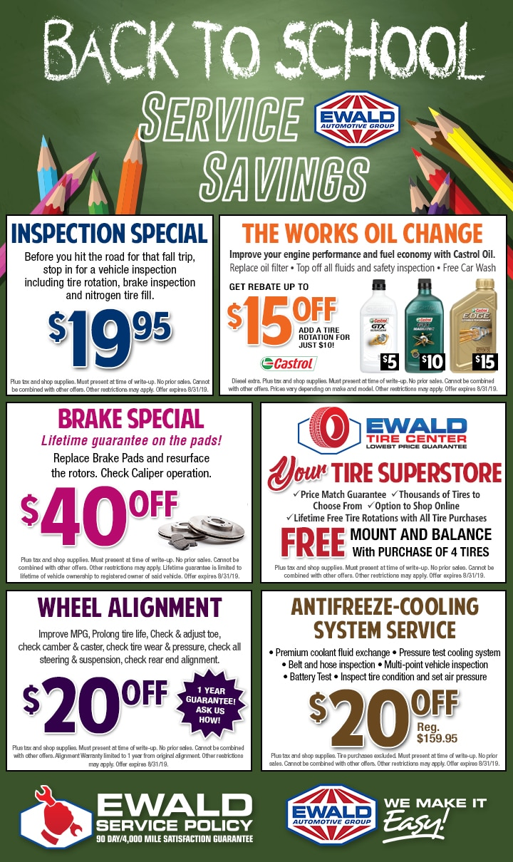 photograph about Ford Service Coupons Printable referred to as Company Areas Discount codes Ewalds Venus Ford LLC