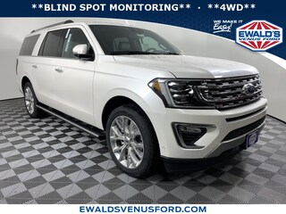 2019 Ford Expedition Max Limited 4WD Sport Utility Vehicles