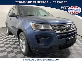2019 Ford Explorer Base 4WD Sport Utility Vehicles