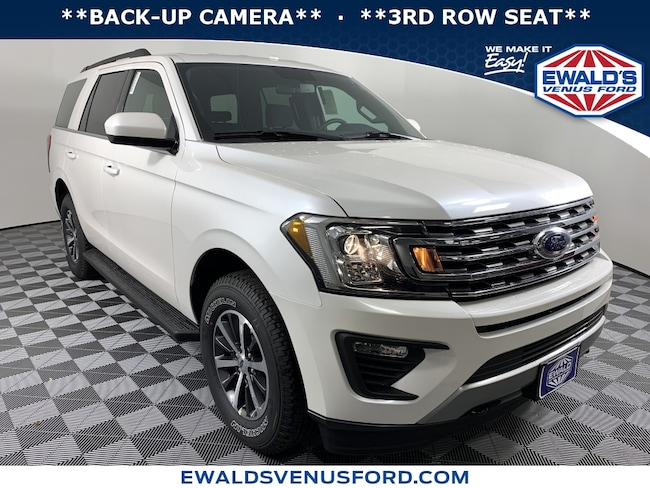 2019 Ford Expedition XLT 4WD Sport Utility Vehicles