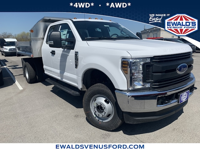 2019 Ford Super Duty F-350 DRW XL 4WD Light Duty Chassis Cab Trucks