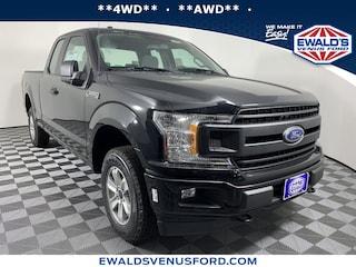 2018 Ford F-150 XL 4WD Standard Pickup Trucks